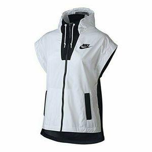 Nike Tech Hypermesh Womens Vest Black Drawstring M